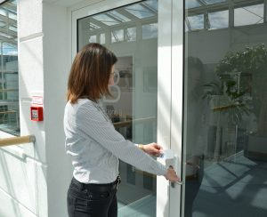 Access Control at Lahmeyer