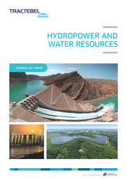 Thumbnail Hydropower and Water Resources