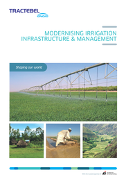 Thumbnail Modernising Irrigation Infrastructure & Management